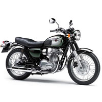"Chiến binh Kawasaki W800 ""tái xuất"""