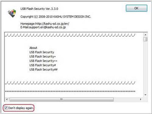 Cài đặt mật khẩu truy cập USB để bảo vệ dữ liệu - 1