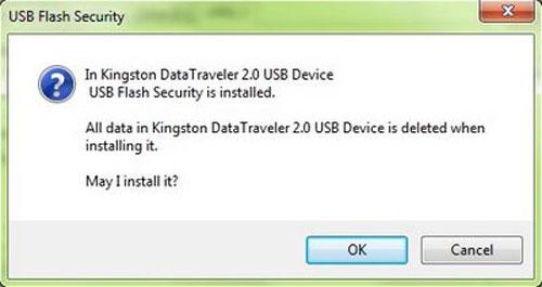 Cài đặt mật khẩu truy cập USB để bảo vệ dữ liệu - 3