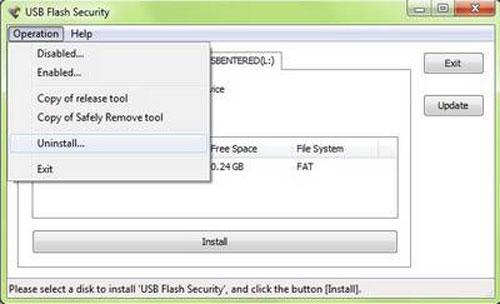 Cài đặt mật khẩu truy cập USB để bảo vệ dữ liệu - 7