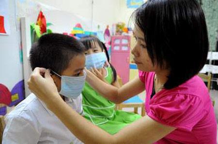 Cách phòng bệnh hô hấp cho trẻ! - 1