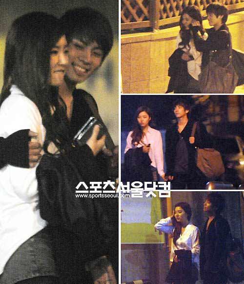 """""""Hồ sơ tình ái"""" của Shin Se Kyung và thành viên SHINee - 5"""