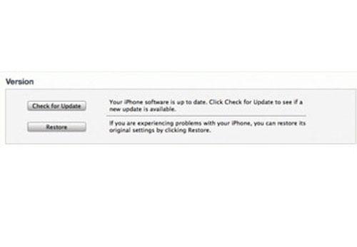 Nâng cấp iOS 4.0 lên iOS 4.1 mà không cần baseband - 5
