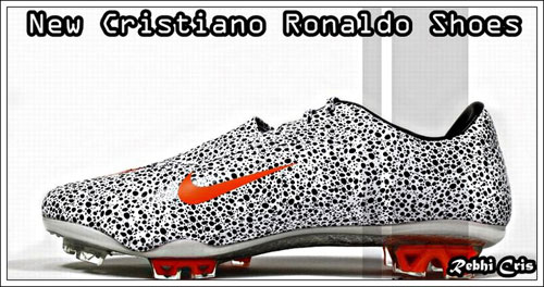 """Siêu giày"" của Ronaldo - 1"