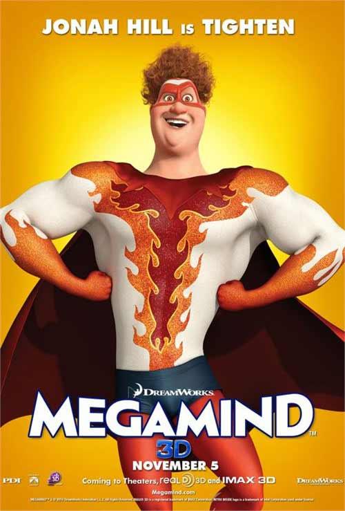 Megamind: Phim bom tấn 3D ly kỳ - 5
