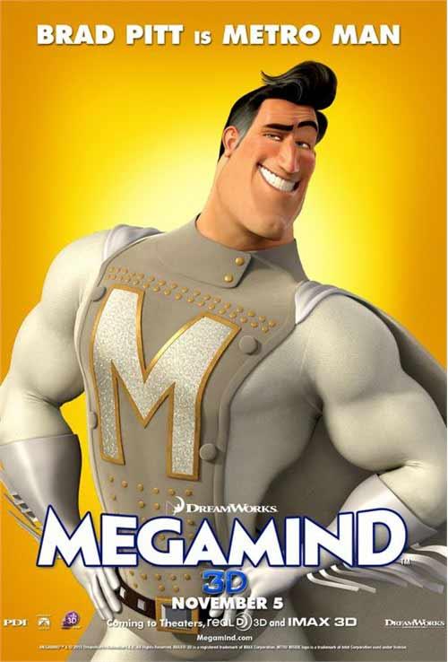Megamind: Phim bom tấn 3D ly kỳ - 7