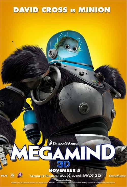 Megamind: Phim bom tấn 3D ly kỳ - 9