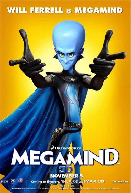 Megamind: Phim bom tấn 3D ly kỳ - 8