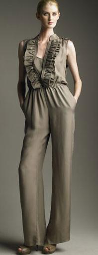 Tư vấn: Mặc quần ống loe hợp mốt - 4