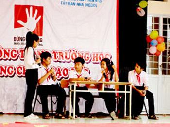 Truyền thông phòng chống bạo lực học đường - 1