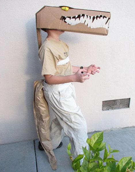 """Trang phục Halloween """"quái tính"""" nhất thế giới - 9"""