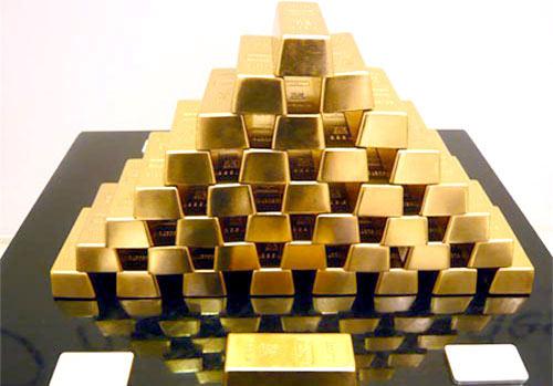 Giá mới của vàng: 33,5 triệu đồng/lượng - 1