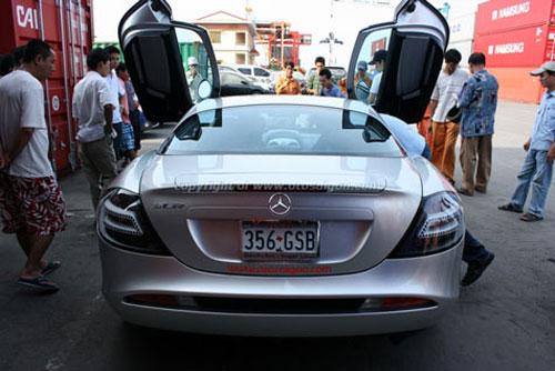 Điểm mặt các siêu xe khủng nhất Việt Nam - 6