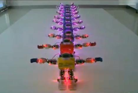 Video: Robot múa Phật nghìn mắt nghìn tay - 3