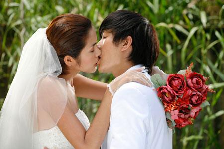 Sao Việt và những nụ hôn nóng bỏng - 2