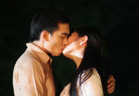 Sao Việt và những nụ hôn nóng bỏng - 8