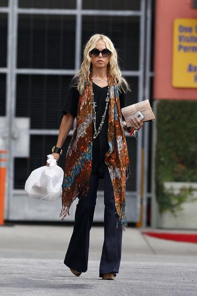 10 cách thắt khăn thời trang mùa đông - 6