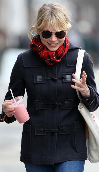 10 cách thắt khăn thời trang mùa đông - 32