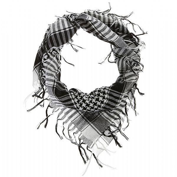 10 cách thắt khăn thời trang mùa đông - 30