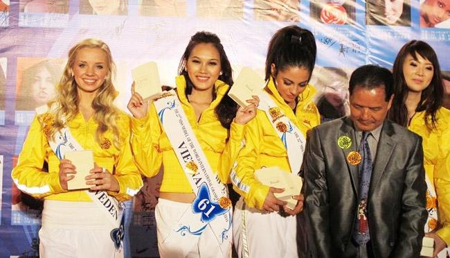 Siêu mẫu Ngọc Thạch có giải thưởng đầu tiên - 7