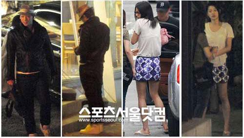 Sao Hàn và các chiêu scandal tình ái - 4
