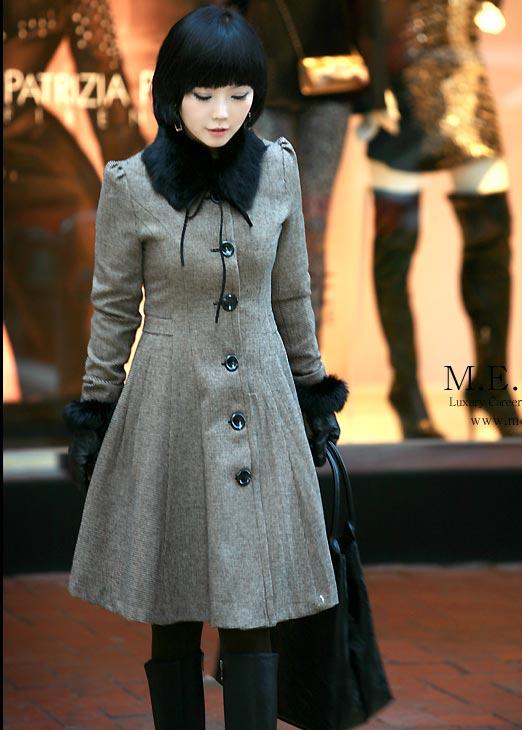 Cách chọn áo choàng cho mùa đông lạnh - 2