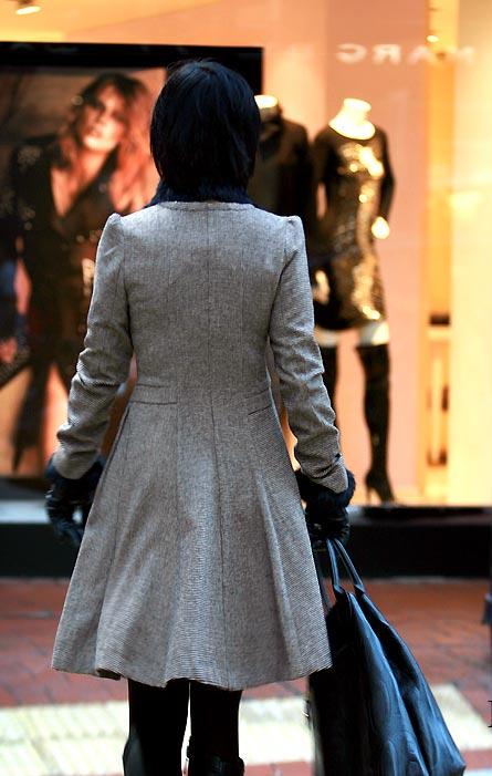 Cách chọn áo choàng cho mùa đông lạnh - 1