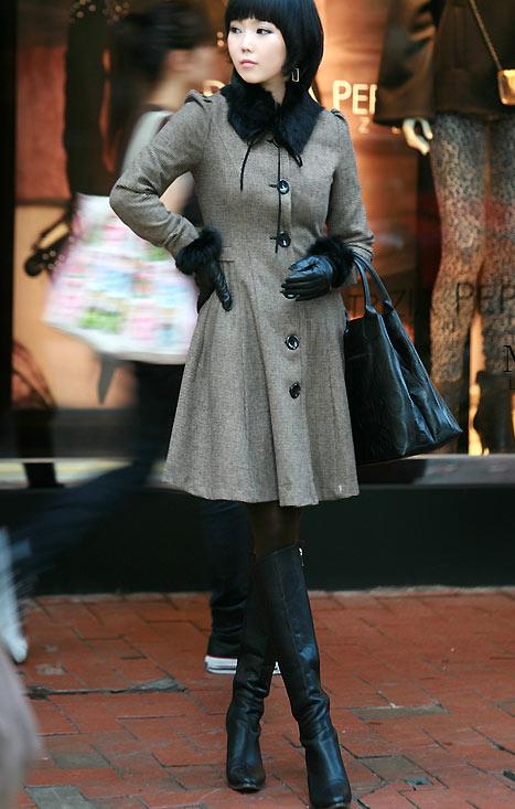 Cách chọn áo choàng cho mùa đông lạnh - 3