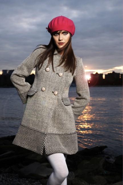 Cách chọn áo choàng cho mùa đông lạnh - 6