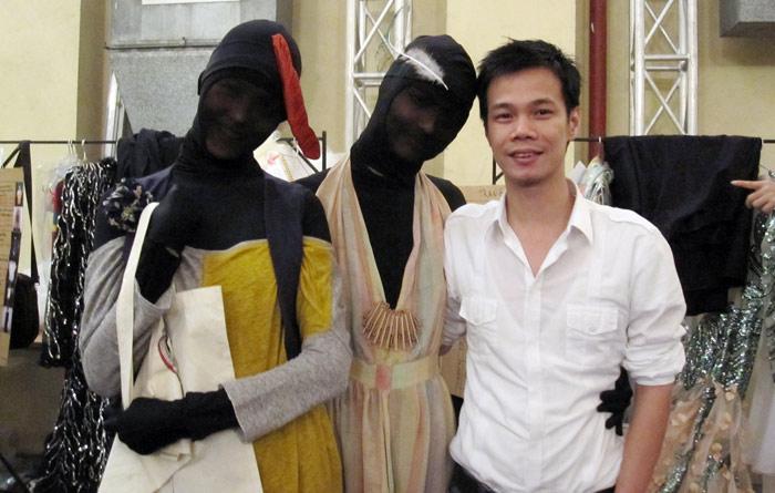 """Bật mí """"độc"""" về show thời trang Pháp - Việt - 5"""