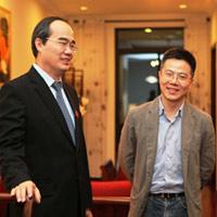 Mua nhà 12 tỉ giao cho GS Châu