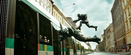 Trailer phim: G.I. Joe Rise of Cobra (Cuộc chiến mãng xà) - 2