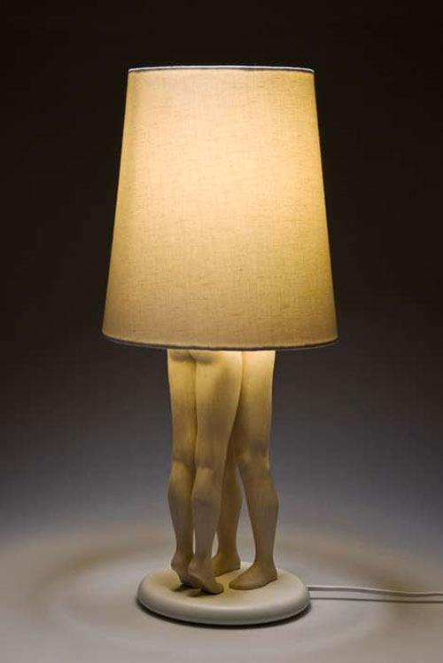 Những chiếc đèn ngủ sexy nhất - 4