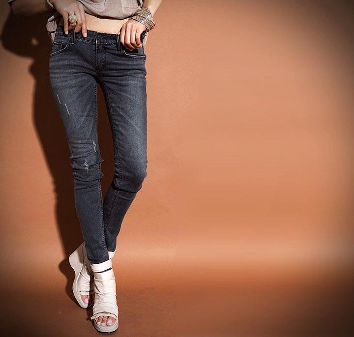 Cách giữ màu jean lâu bạc - 5