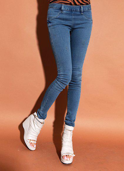 Cách giữ màu jean lâu bạc - 3