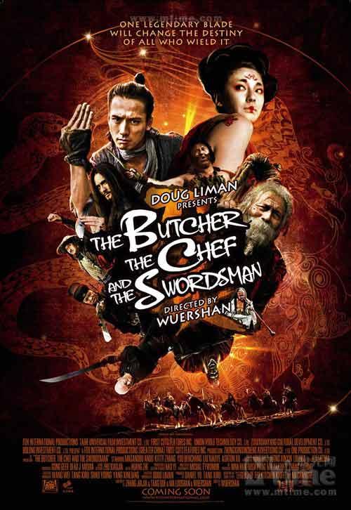Video phim: Kungfu nấu ăn - 1