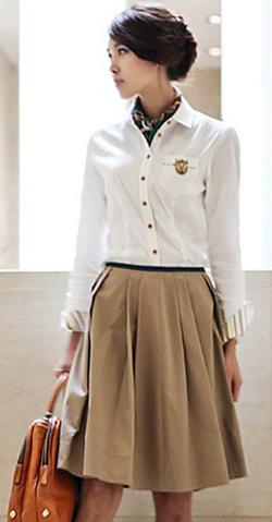 Tư vấn: Chọn trang phục cho cô giáo trẻ - 9