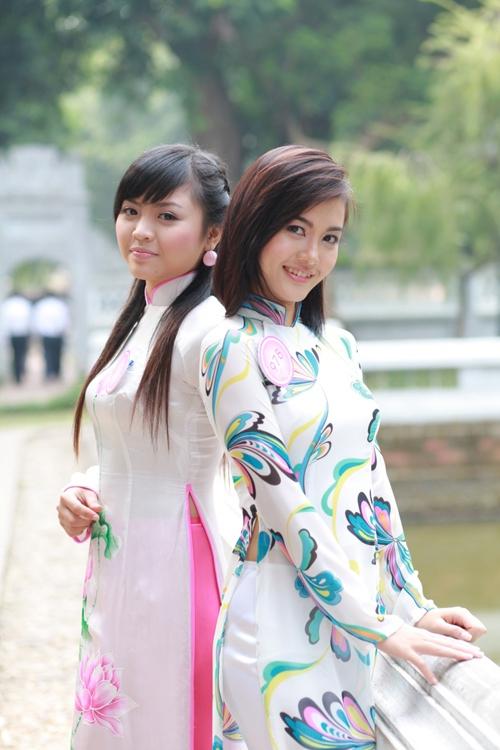 Top 20 Miss Teen tinh khôi với Áo dài trắng - 11