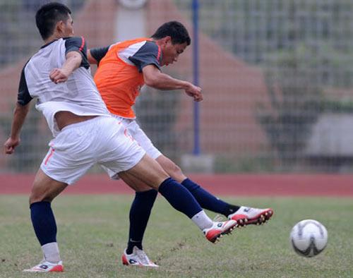 U23 Việt Nam - U23 Bahrain: Khởi đầu nan (ASIAD 16) - 1