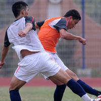 U23 Việt Nam - U23 Bahrain: Khởi đầu nan (ASIAD 16)