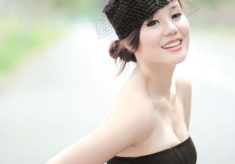 Ca sĩ, diễn viên Vy Oanh: Không thích ràng buộc - 1