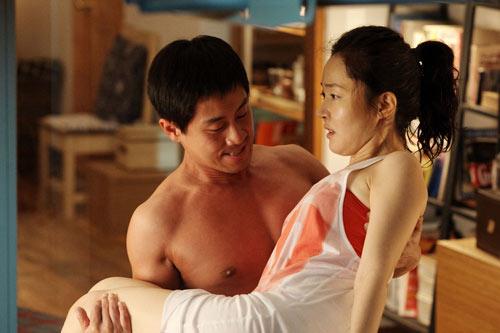 """Phim Hàn """"dội bom"""" bằng cảnh nóng - 14"""