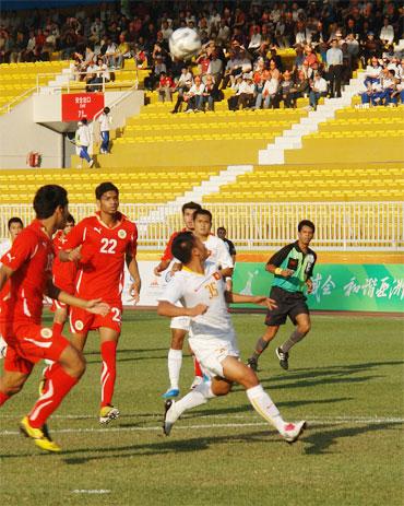 U23 Việt Nam – U23 Bahrain: Cứ ngỡ như là mơ (Vòng bảng Asiad 16) - 1