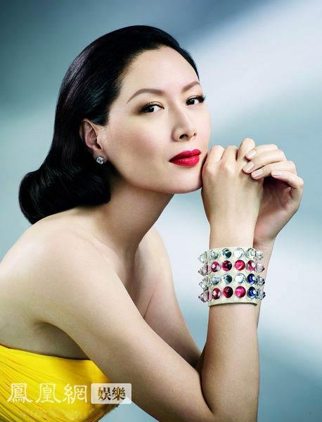 Ngắm 20 mỹ nhân đẹp nhất Hồng Kông - 9