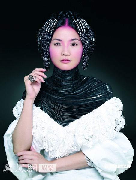 Ngắm 20 mỹ nhân đẹp nhất Hồng Kông - 8