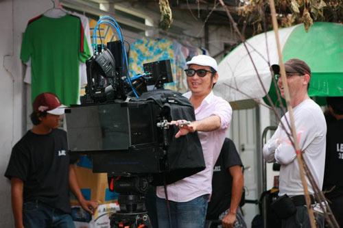 Bóng ma học đường: Ám ảnh phim 3D Việt - 2