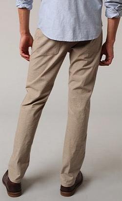Tư vấn nam: Chọn giày phù hợp với quần khaki, Thời trang, thoi trang, thoi trang nam, tu van, mac dep, khaki, kaki, quan