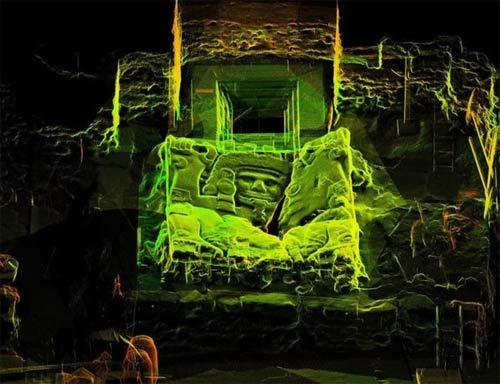 Lật mở bí ẩn hầm mộ người Aztec - 1