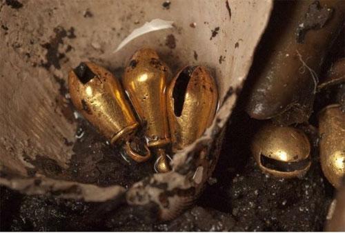 Lật mở bí ẩn hầm mộ người Aztec - 15
