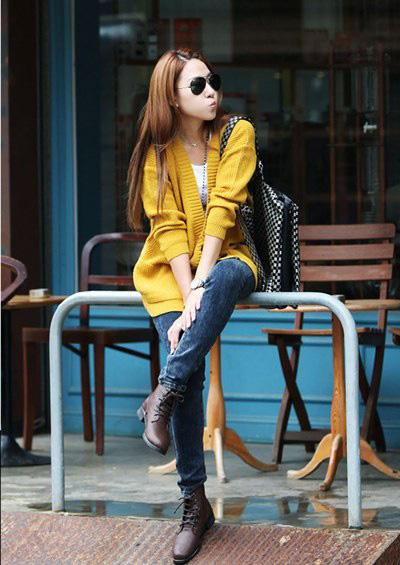 Hô biến với 5 kiểu áo khoác hot nhất Thu Đông 2010 - 4
